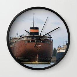 John Sherwin Freighter Wall Clock