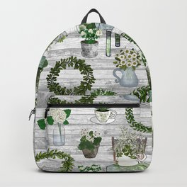 Farmhouse Botanicals Backpack