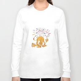 rainbow Fart Long Sleeve T-shirt