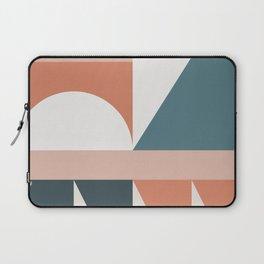 Cirque 03 Abstract Geometric Laptop Sleeve
