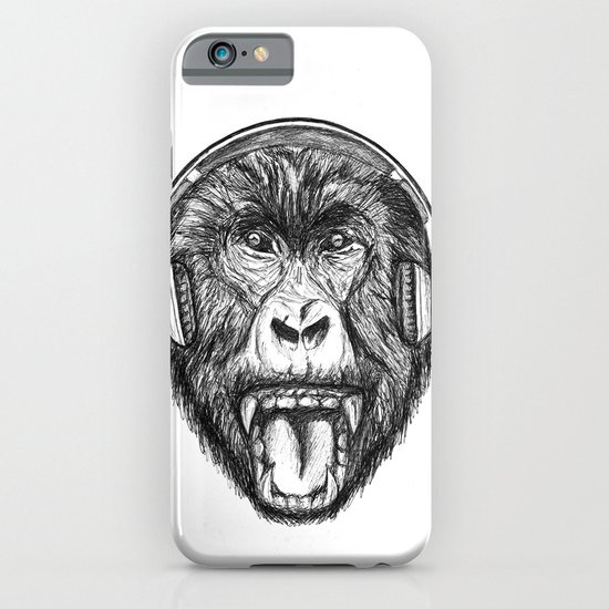 Scream And Shout iPhone & iPod Case
