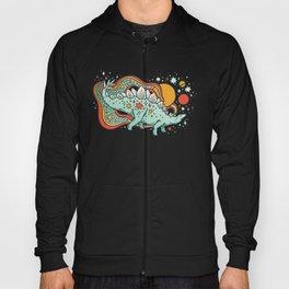 Star Stego | Retro Reptile Palette Hoody