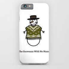 The Snowman With No Name iPhone 6s Slim Case