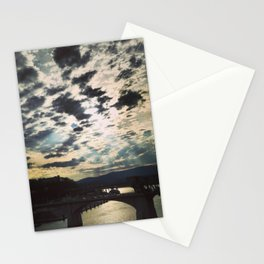 Chattanooga Clouds Stationery Cards