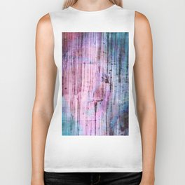 Abalone Mermaid Shell Biker Tank