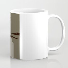 Dr Who is a What? Coffee Mug