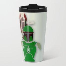 StarWars  Boba Fett  Travel Mug