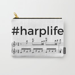 #harplife (2) Carry-All Pouch