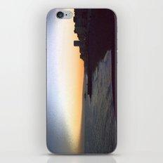Seafront sunset iPhone & iPod Skin