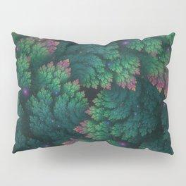 Cosmic Flora Pillow Sham