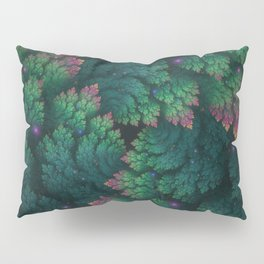 Cosmic Flora Pillow Sham
