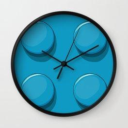 Brique Lego Wall Clock