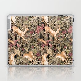 Wild life pattern Laptop & iPad Skin