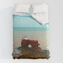 Holy Perch Comforters
