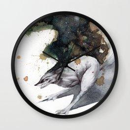 Night Runner Wall Clock