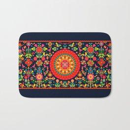 Wayuu Tapestry - I Bath Mat