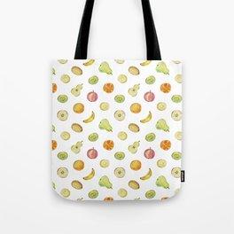 Tutti frutti Tote Bag