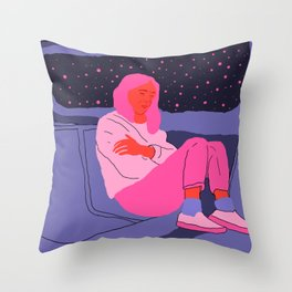 Spleen Throw Pillow