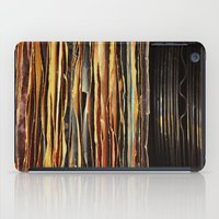 records iPad Cases featuring Sunrise Records by Margaux Thibeault