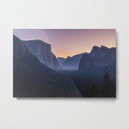 mountain cliffs #society6 #decor #buyart Metal Print