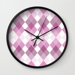 karo (rose) Wall Clock