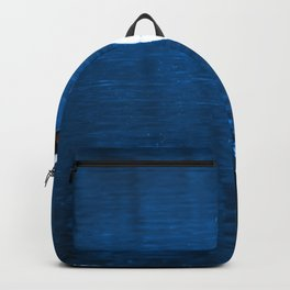 Beautiful Swan Blue Lake Backpack