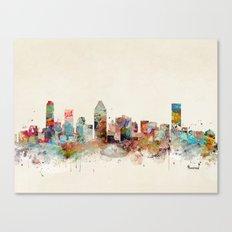 montreal canada Canvas Print