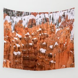 Bryce Canyon - Sunset Point IV Wall Tapestry