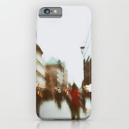 Malmo In Motion 2 iPhone Case