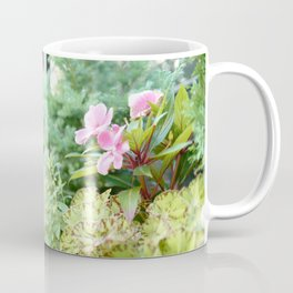 window flower Coffee Mug
