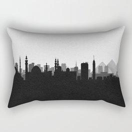 City Skylines: Cairo Rectangular Pillow