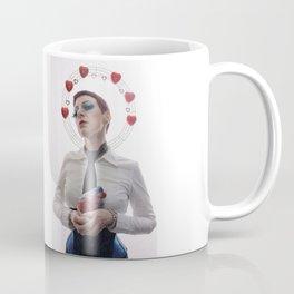 Saint Androgyny Portrait Coffee Mug