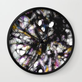 cool sketch 54 Wall Clock