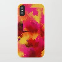 persona iPhone & iPod Cases featuring clown persona by R,oh