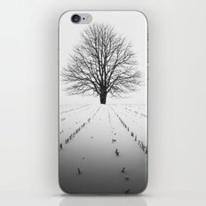 Spade of Winter iPhone & iPod Skin