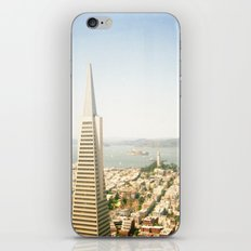 Transamerica Pyramid, San Francisco iPhone & iPod Skin
