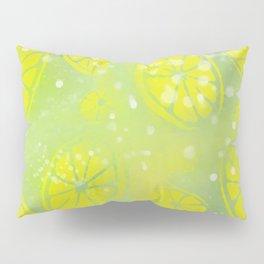Lemon Summer Pillow Sham