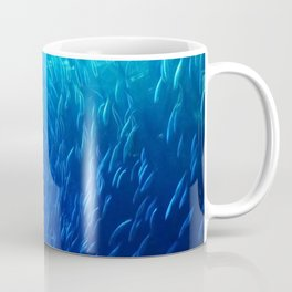 Swirling School Coffee Mug