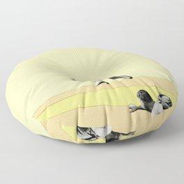 Mountaineers Floor Pillow