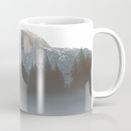 Morning Mist, Yosemite Coffee Mug