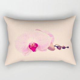 GENTLE ORCHID  II Rectangular Pillow