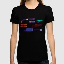 2030 Laser Guns T-shirt