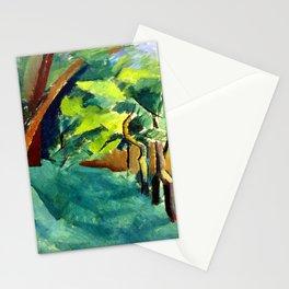Patrick Henry Bruce Landscape Stationery Cards