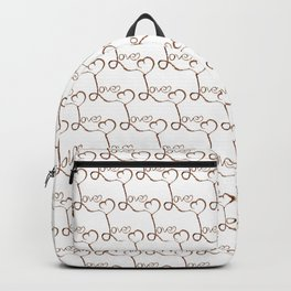 Painted Love Backpack