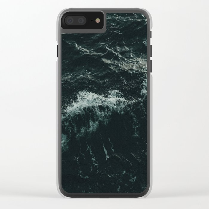 Fury Clear iPhone Case