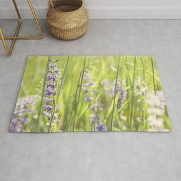 Country grass Rug