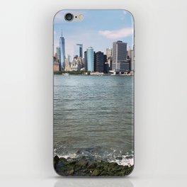 Lower Manhattan iPhone Skin