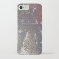 wander iPhone & iPod Cases featuring Wander by Christine VanFonda