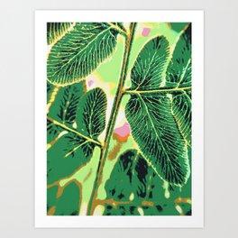 party fern Art Print