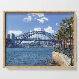 Sydney Harbour Bridge Serving Tray